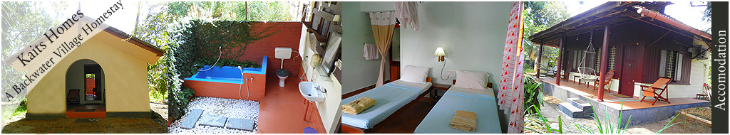 Kerala Accomodation